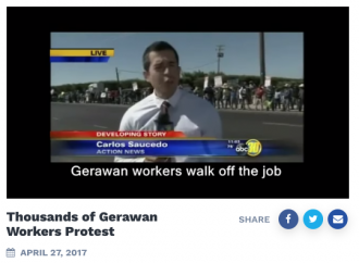 Protecting farm workers from UFW
