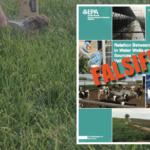 EPA's fraudulent nitrate study