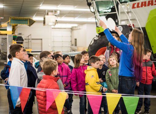 Whatcom Farm Circle teaches over 800 third graders about farming