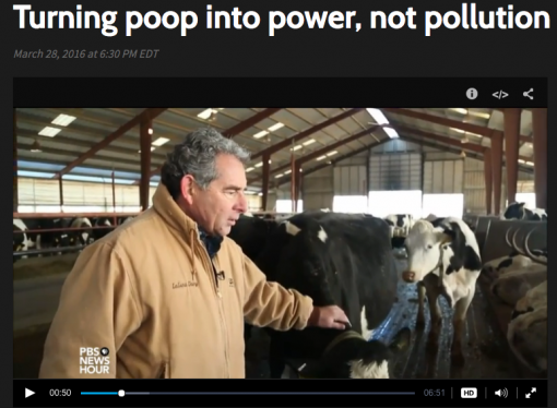 While EPA and Whatsupstream attack farmers, PBS tells the truth in national news story on dairy digesters