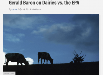 Radio reports across nation cover EPA abuse of science and farmers
